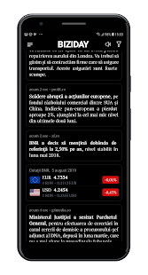 Biziday - u0218tiri verificate 2.0.34 Screenshots 4