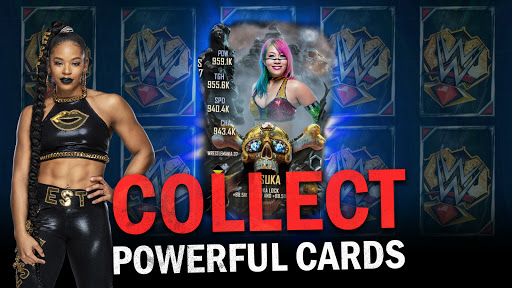 WWE SuperCard - Multiplayer Collector Card Game  screenshots 7