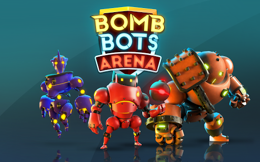 Bomb Bots Arena - Multiplayer Bomber Brawl  screenshots 11