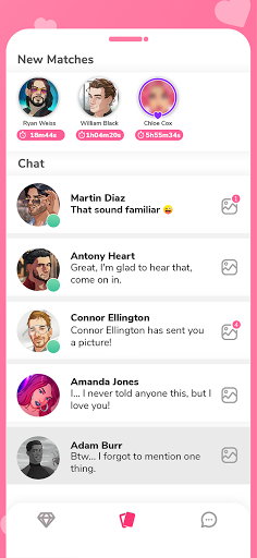 MeChat - Love secrets modavailable screenshots 20