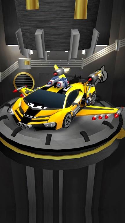 Chaos Road: Combat Racing poster 3
