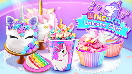 Unicorn Chef: Cooking Games for Girls 5.5 screenshots 9