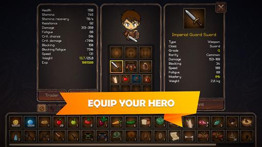Kinda Heroes: Legendary RPG, Rescue the Princess! 2.14 screenshots 7