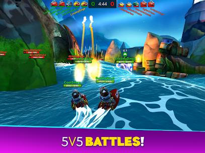Battle Bay MOD APK 4.9.3 (Menu Mod) 15