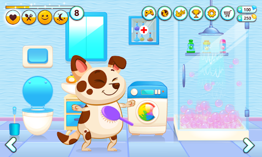 Duddu - My Virtual Pet  screenshots 1
