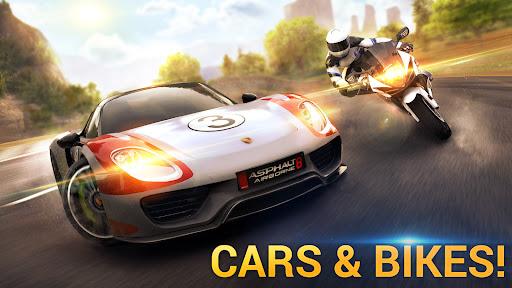 Asphalt 8 - Car Racing Game Apkfinish screenshots 2