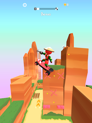 Swing Loops - Grapple Hook Race 1.8.3 screenshots 11