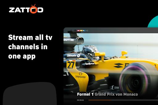 Zattoo - TV Streaming App apktram screenshots 15