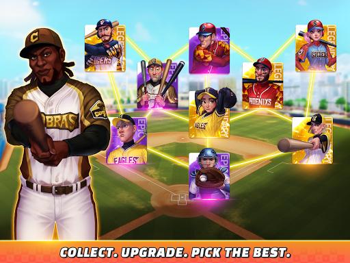 Baseball Clash: Real-time game apktram screenshots 16