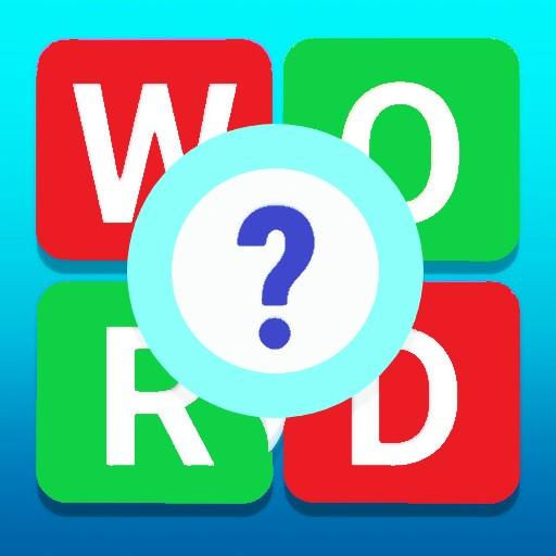 Word Chunks - Free IQ Word Puzzle Games for Adults