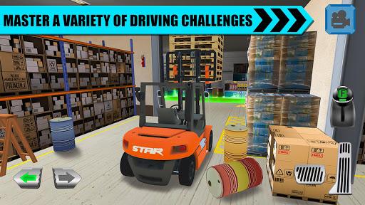 Truck Driver: Depot Parking Simulator 1.2 screenshots 2