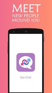 Sax Chat – Random, Online Chat, Talk To Strangers 1