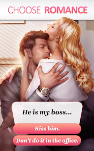 Whispers Mod Apk: Interactive Romance Stories (Unlocked Chapters) 1