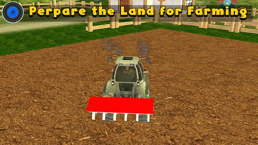 Tractor Farming Driver : Village Simulator 2020 2.3 screenshots 11