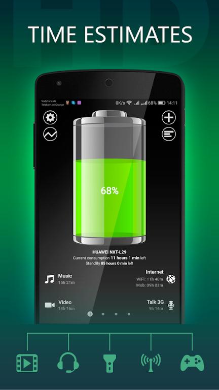 Battery HD Pro  poster 6