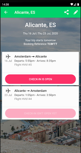 Transavia apktram screenshots 4