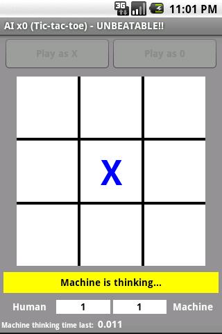 AI x0 Tic Tac Toe UNBEATABLE!! For PC Windows (7, 8, 10, 10X) & Mac Computer Image Number- 6