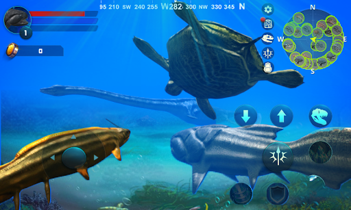 Dunkleeosteus Simulator screenshots 5
