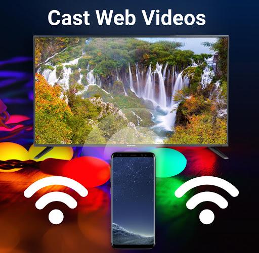 Cast Videos: Web Videos to Roku Chromecast TV, etc screenshots 2