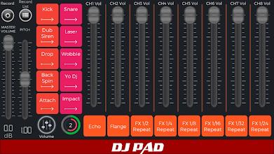DJ PADS - Become a DJ screenshot thumbnail