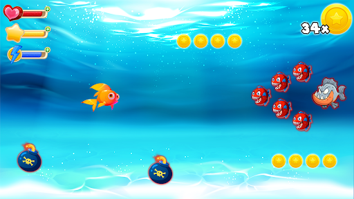 FISH GAMES : offline games that don't need wifi Apkfinish screenshots 17