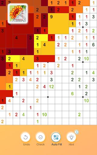 Happy Pixel Puzzle: Free Fun Coloring Logic Game filehippodl screenshot 10