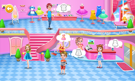 Tailor Shop Clothes Designer 1.0.5 screenshots 2
