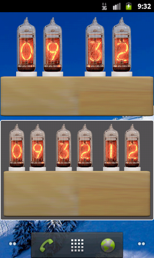 Nixie Tube Clock Widget (LITE) For PC Windows (7, 8, 10, 10X) & Mac Computer Image Number- 8
