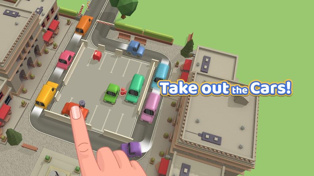 Parking Jam 3D poster 5