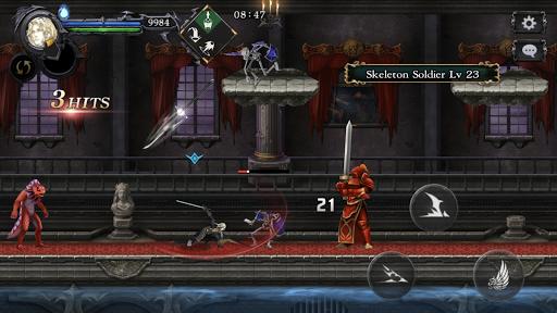 Castlevania Grimoire of Souls 1.1.4 Screenshots 9