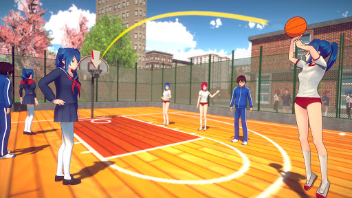 Anime High School Girl Life 3D - Yandere Simulator  screenshots 10