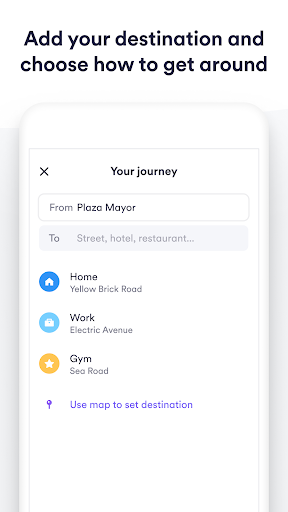 Easy Taxi, a Cabify app apkpoly screenshots 4