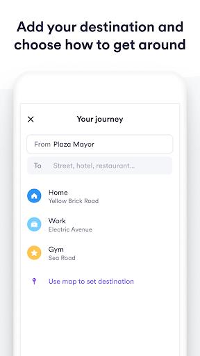 Easy Taxi, a Cabify app  screenshots 4