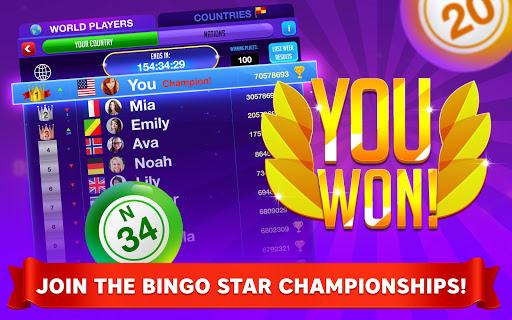 Bingo Star - Bingo Games 1.1.595 screenshots 5
