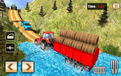 Real Tractor Drive Cargo 3D: New tractor game 2020 4