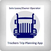 Truckers Trip Planning App (Solo Owner Operators)