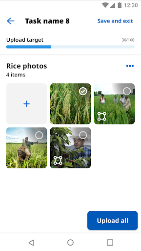 Data Collection App screenshot 7