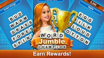 Word Jumble Champion