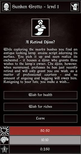 Grim Quest - Old School RPG 0.18.13 screenshots 5
