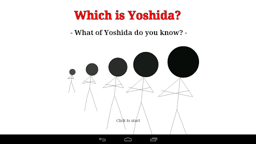 Which is Yoshida? 1.12.0.2 screenshots 9