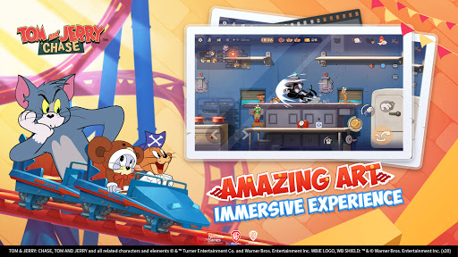 Tom and Jerry: Chase apktram screenshots 2