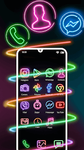 Neon Icon Changer App Download For Pc (Install On Windows 7, 8, 10 And  Mac) 2