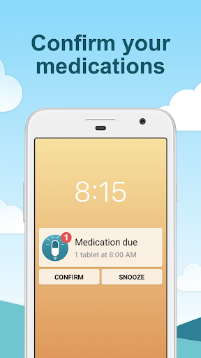 Pill Reminder & Medication Tracker - MyTherapy 3.68.2 Screenshots 2