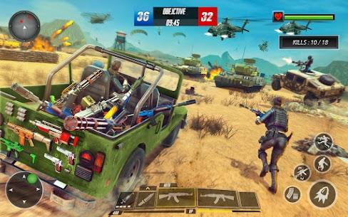 Counter Terrorist Strike Game – Fps shooting games 1