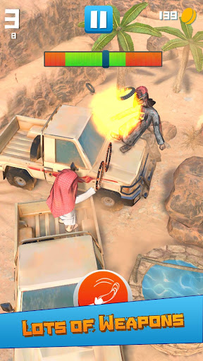 Arabian Standoff 1.7 screenshots 4