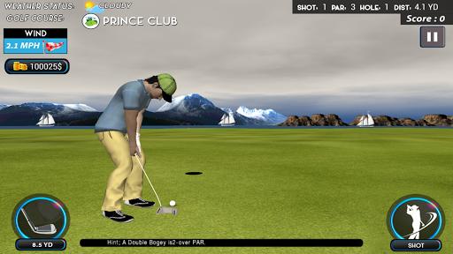Real Star Golf Master 3D apkpoly screenshots 12