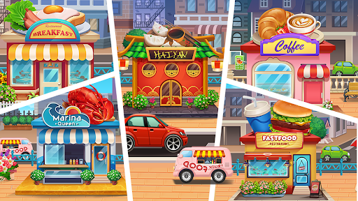 Cooking Talent - Restaurant fever 1.1.5.7 screenshots 14