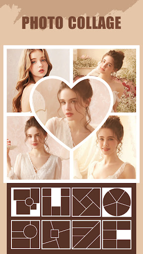 Photo Collage Maker - Photo Frame apktram screenshots 1