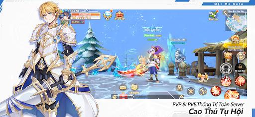 Mu1eadt Mu00e3 Gaia - Gzone 15.0 screenshots 2