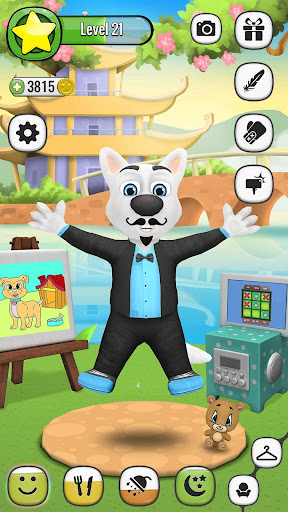 My Talking Dog 2 – Virtual Pet 3.5 screenshots 2